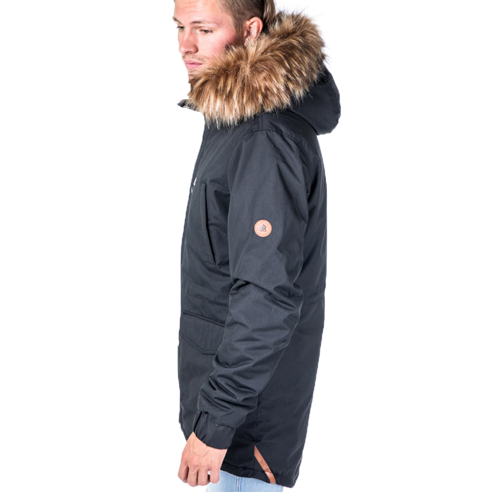 Alife and Kickin Herren Jacke RON Parka