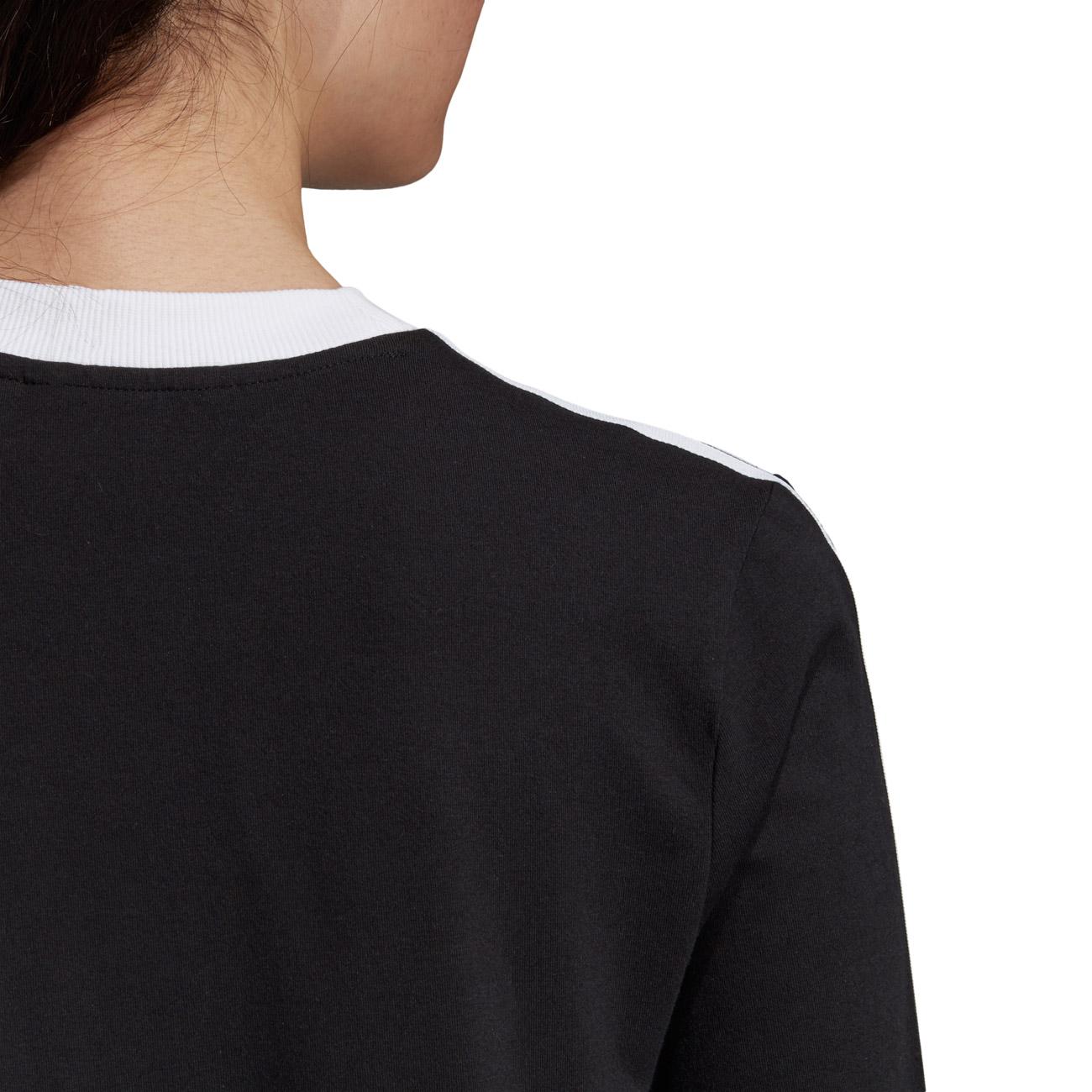 Adidas Originals Damen T Shirt 3 STR LS TEE