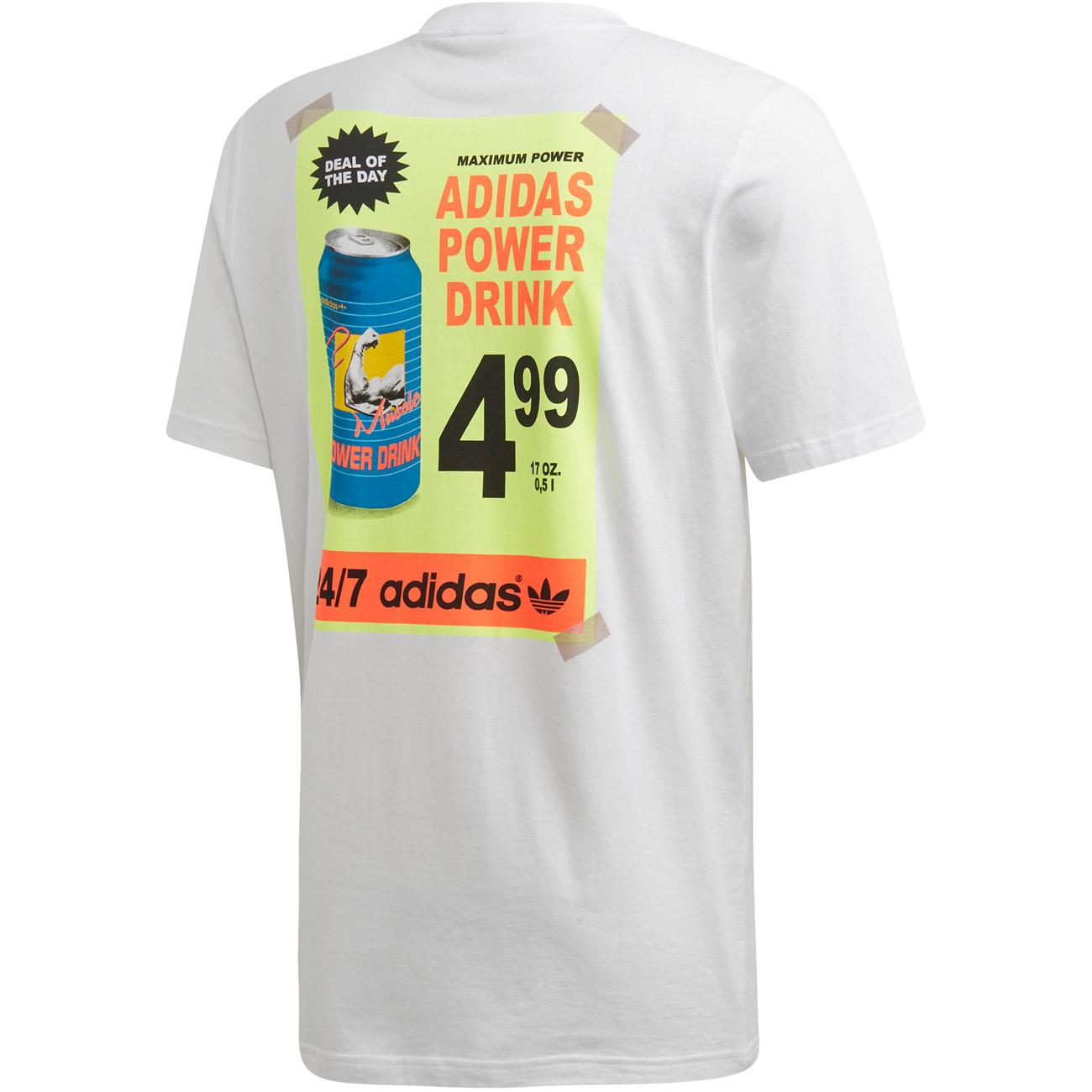 Adidas Originals Herren T Shirt BODEGA POSTER T